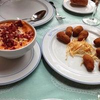 Photo taken at Restaurante El Churrasco by Pablo G. on 10/13/2012