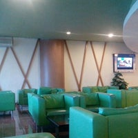 Photo taken at JW Sky Executive Lounge by Kemal S. on 2/2/2013