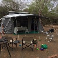 Photo taken at Lower Sabie Rest Camp, Kruger National Park by Bianca J. on 11/2/2016
