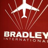 Photo taken at Bradley International Airport (BDL) by Sheldon B. on 12/31/2012
