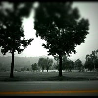 Photo taken at Rose Bowl Loop by Jonathan T. on 6/7/2013