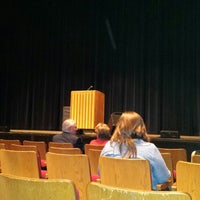 Photo taken at The Oncenter Civic Center Theaters by Rebecca on 10/16/2014