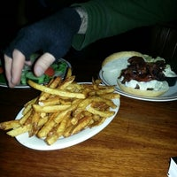 Photo taken at Ugly Oyster Drafthaus by John D. on 12/14/2012