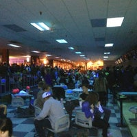 Photo taken at Memory Lanes and the Flashback Cafe by Eric on 5/27/2013