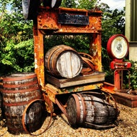 Photo taken at The Lyme Bay Winery by Rob N. on 8/12/2013