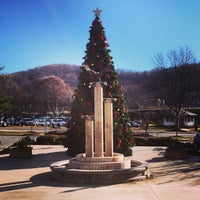 Photo taken at DeMoss Hall by Anderson S. on 12/11/2014