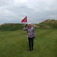 Photo taken at Ballybunion Golf Club by Владимир З. on 3/25/2013