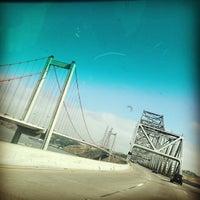 Photo taken at Carquinez Bridge by Steve R. on 5/10/2013