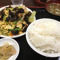 Photo taken at 朱華飯店 小田原店 by nendoooh on 10/31/2012