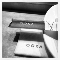 Photo taken at Ooka by Dave A. on 7/16/2013