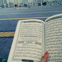 Photo taken at Masjid Nasiruddin Shah by Raja N. on 7/3/2014