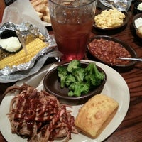 Photo taken at Sonny's BBQ by Nat N. on 3/22/2013