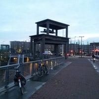 Photo taken at Voor de Bijen (gestapelde tafels) by Menno Jan J. on 11/27/2012
