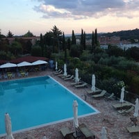 Photo taken at Fontanelle Residenza Hotel Ristorante by Jaco v. on 8/30/2014