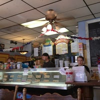 Photo taken at Cannon Ball Malt Shop by Rene R. on 7/6/2013