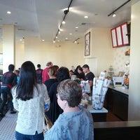 Photo taken at Boudin Bakery Café Fashion Valley by Sergey N. on 11/17/2012