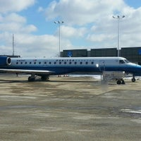 Photo taken at Akron-Canton Airport (CAK) by Jessica N. on 3/4/2013