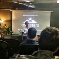 Photo taken at TechStars HQ by Landon L. on 1/27/2015