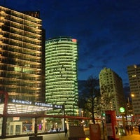 Photo taken at Potsdamer Platz by Martin Z. on 5/6/2013
