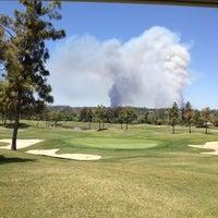 Photo taken at Vineyard Golf Course by Daniel M. on 5/15/2014