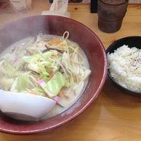 Photo taken at ちゃんぽん家 大光楼 by Kazuma on 3/29/2013