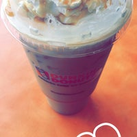 Photo taken at Dunkin' Donuts by Kortney E. on 4/28/2016