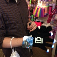 Photo taken at Claires by Julia E. on 5/25/2014