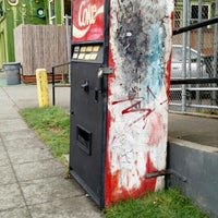 Photo taken at Mystery Soda Machine by Andrew S. on 5/14/2015
