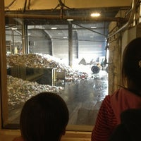 Photo taken at CT RRA Trash Museum by Chris P. on 3/8/2013