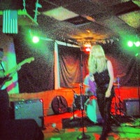Photo taken at Hexagon Bar by Wahida O. on 8/22/2013