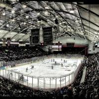 Photo taken at Syracuse Crunch Hockey Club by Joe A. on 4/13/2013