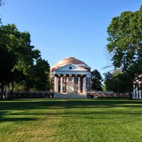Photo taken at University of Virginia by Nick P. on 6/4/2013