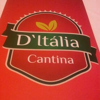 Photo taken at Cantina D'Itália by Igor C. on 6/9/2013