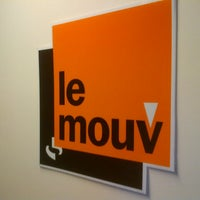 Photo taken at Le Mouv' by Mathieu R. G. on 8/5/2013