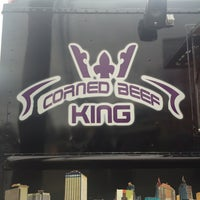 Photo taken at Corned Beef King by Aaron G. on 12/24/2015