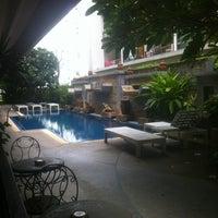Photo taken at Balitaya Resort by Slava V. on 7/8/2013