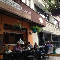 Photo taken at Rococó Café Espresso by Aquiles G. on 4/29/2013