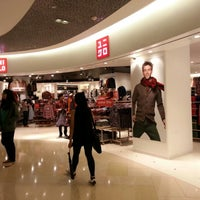 Photo taken at UNIQLO by SeVen P. on 12/7/2012