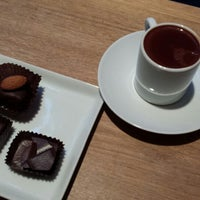 Photo taken at Cacao Drink Chocolate by Andy W. on 5/19/2013