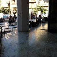 Photo taken at University of Piraeus by Leon A. on 11/5/2013