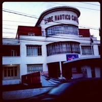 Photo taken at Clube Náutico Capibaribe by Armando S. on 1/30/2013