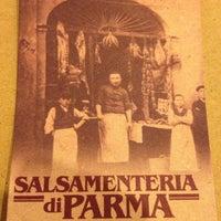 Photo taken at Salsamenteria Di Parma by Caroline-Yvonne S. on 9/30/2012