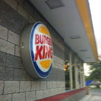 Photo taken at Burger King by Adam G. on 10/18/2012