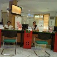 Photo taken at Plasa Telkom Pasar Rebo by yeye o. on 11/17/2012