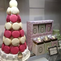 Photo taken at Ladurée by Igor T. on 10/10/2012