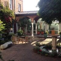 Photo taken at San Francisco Zen Center by Alena M. on 4/19/2014