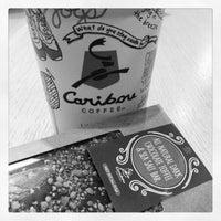 Photo taken at Caribou Coffee by Mitzi L. on 11/17/2012