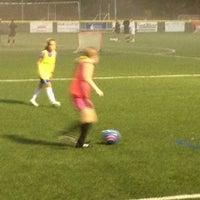 Photo taken at Macclesfield Park by Jordan S. on 10/19/2012