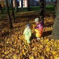 Photo taken at Черкизовский парк by Владимир К. on 10/13/2013