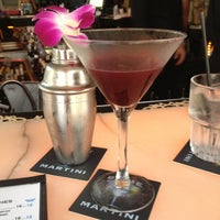 Photo taken at Blue Martini by Dana G. on 7/18/2013
